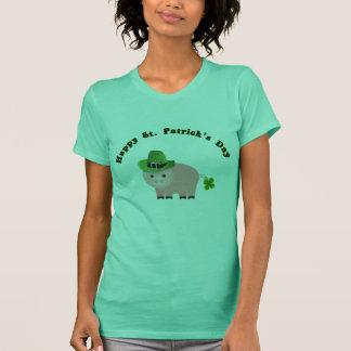 T-shirt mignon de Jour de la Saint Patrick