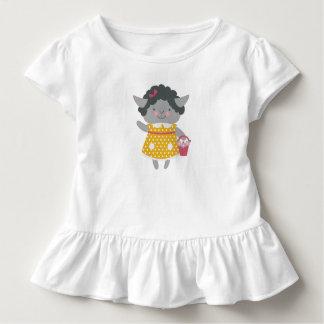 T-shirt mignon de ruche d'agneau