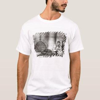 T-shirt Miguel de Cervantes Saavedra