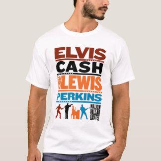 T-shirt Million de noms de quartet du dollar
