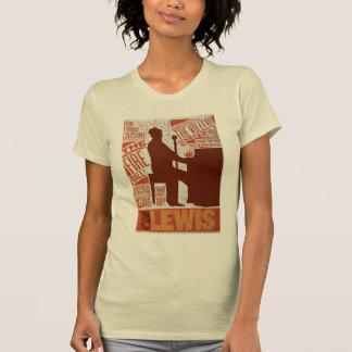 T-shirt Million de type de Lewis de quartet du dollar