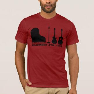 T-shirt Million d'instruments de quartet du dollar - noir