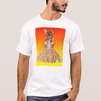 T-shirt Milner le teckel de danse