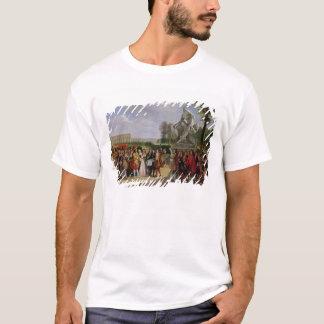 T-shirt Milo de Louis XIV Puget consacrant 'de