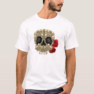T-shirt Mini crâne de sucre de squelettes