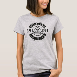 T-shirt Ministère de la vérité