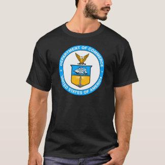 T-shirt Ministère du commerce le logo