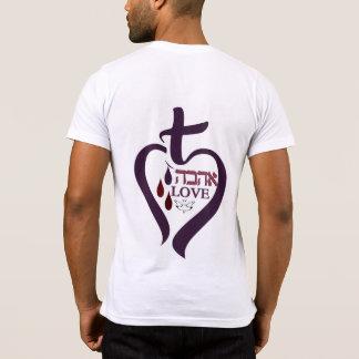 T-shirt Ministères d'amour et pièce en t TRANSFORMÉE