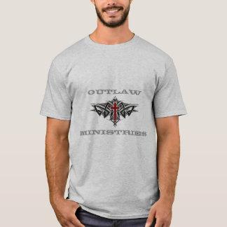 T-shirt Ministères proscrits posés