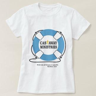 T-shirt Ministères rejetés marqués marchandises