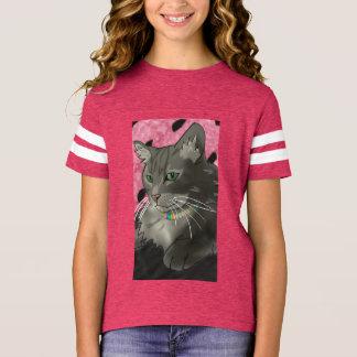 T-shirt Minou de collier de sucrerie