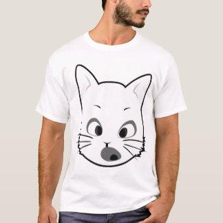 T-shirt minou étonné