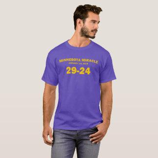 T-shirt Miracle du Minnesota