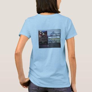 T-shirt Miracles dans la chemise de déguisement