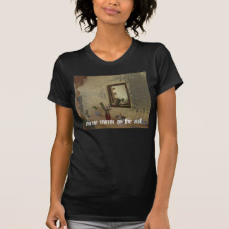 T-shirt miroir