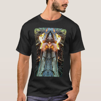 T-shirt Miroir V 1,0 du feu