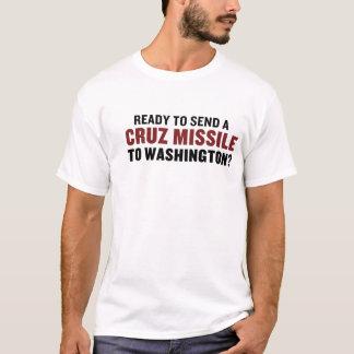 T-shirt Missile de Cruz