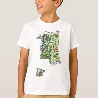 T-shirt Mississippi