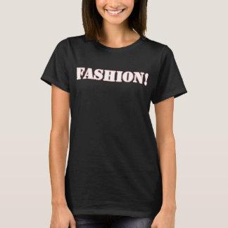 T-shirt MODE de dames !