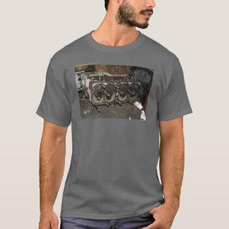 T-shirt Modèle 1930 images d'un moteur