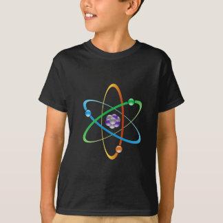 T-shirt Modèle atomique de Bohr