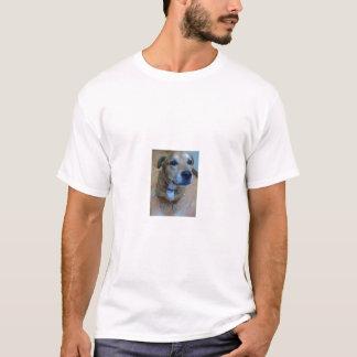 T-shirt modèle comme public