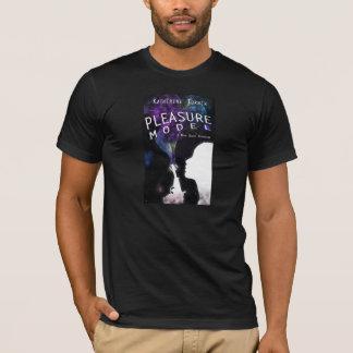 T-shirt Modèle de plaisir - une aventure de noir de nova