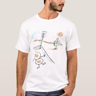 T-shirt MOJO sur des OGM !