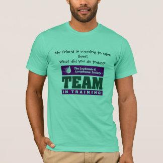 T-shirt Mon ami court pour sauver les vies !