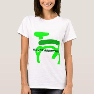 T-shirt Mon Eco Brompton pour des dames