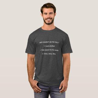 T-shirt Mon enfant est en ligne à moi