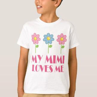 T-shirt Mon Mimi m'aime