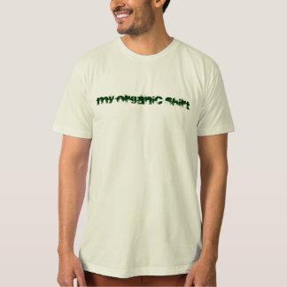 T-shirt Mon organique