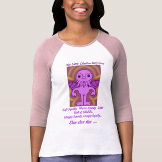 T-shirt Mon petit soin de jour de Cthulhu
