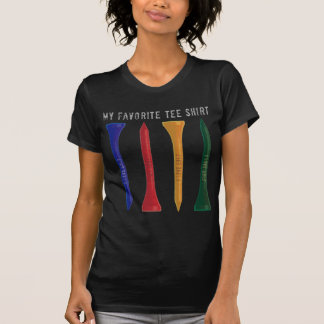 T-shirt Mon tee - shirt préféré