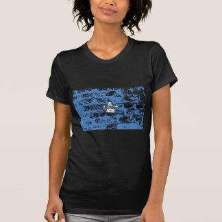 T-shirt Monde de drapeau de la Somalie