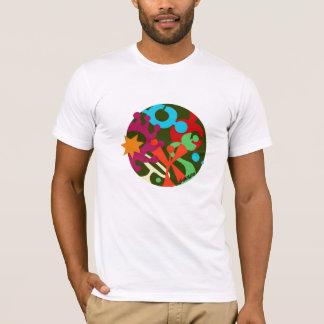 T-shirt Monde intérieur