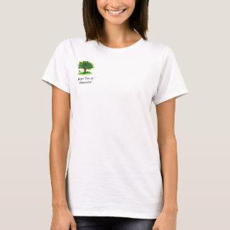 T-shirt Money_Tree, impôt de Reyes et financier