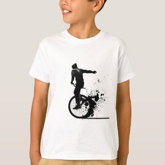 T-shirt Monocycle urbain