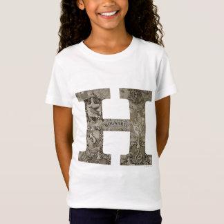 T-Shirt Monogramme de Harry Potter | Hogwarts