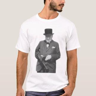 T-shirt Monsieur Winston Churchill