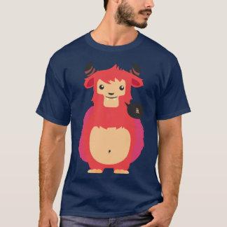 T-shirt monstre mignon