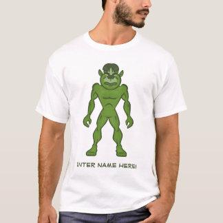 T-shirt Monstre Pré-Fait 4 !
