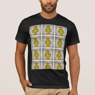 T-shirt Monstre vintage