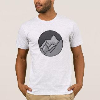 T-shirt Montagne de glace