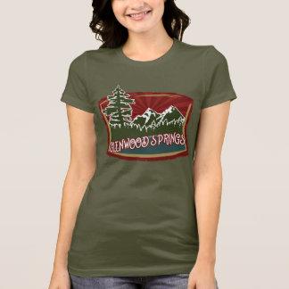 T-shirt Montagne de Glenwood Springs
