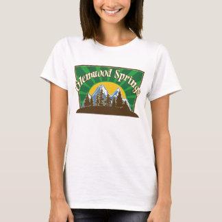 T-shirt Montagne de Glenwood Springs Sun