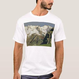 T-shirt Montagnes de Mont Blanc, 1897