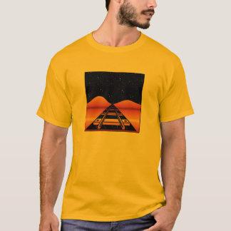 T-shirt Monte des rails 1