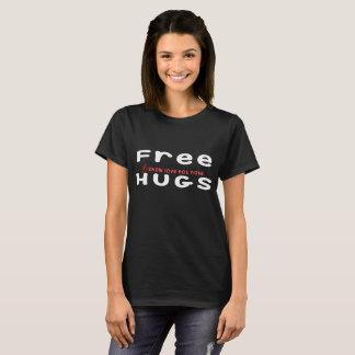 T-shirt Montrez la haine d'amour pas - libérez les